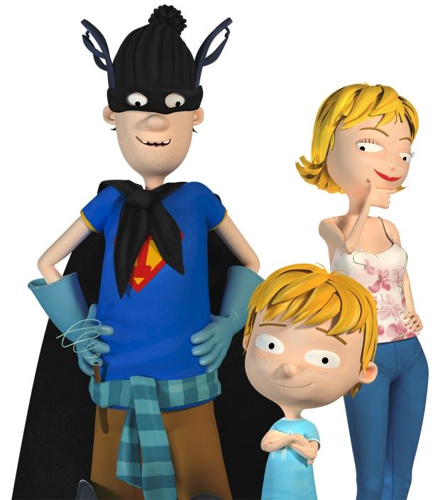 CASPARADE Family
