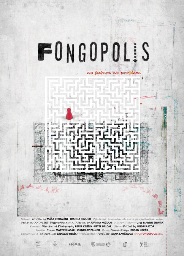 poster FONGOPOLIS