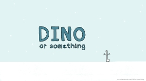 DINO or something1